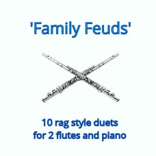 'Family Feuds' Duets for Flute